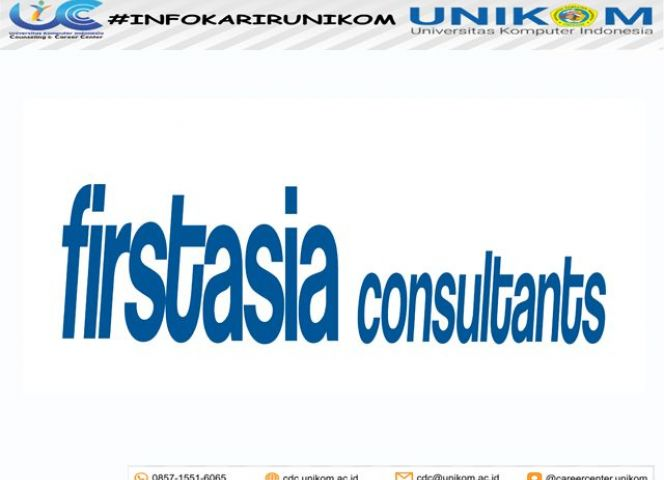 INFO LOKER PT. FIRST ASIA CONSULTANT
