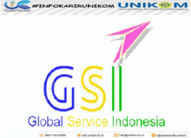 INFO LOKER PT. GLOBAL SERVICE INDONESIA